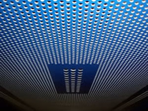 Architectural Ceiling Perforated Mesh